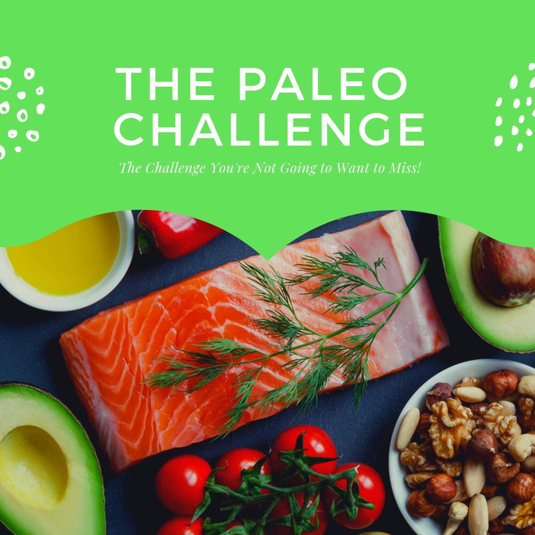 The_paleo_Challenge